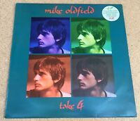"MIKE OLDFIELD Take 4 1978 UK 12"" WHITE vinyl EP EXCELLENT CONDITION"
