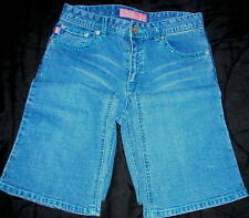 GIRLS BONGO JEANS BEADED FLARED SIZE 14