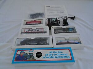 MODEL POWER  HO SCALE READY-TO-RUN TRAIN SET COLLECTORS GUILD MR.GOODWRENCH