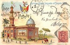 5402) TORINO, ESPOSIZIONE GENERALE 1898, CHIOSCO TALMONE (CIOCCOLATO E CACAO).