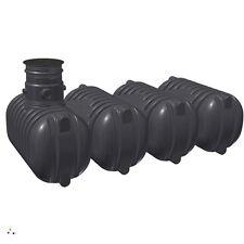 Regenwasser Erdtank Black Line Aquir  Inhalt 10000 L  (Zisterne) -Starter-