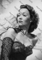 Vintage Jane Wyman Art Photo Print of Lovely Legendary Movies Star Re-print A4