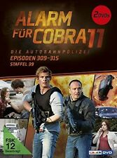 ALARM FÜR COBRA 11 - STAFFEL 39  ATALAY,ERDOGAN/ROESNER,DANIEL/+  DVD NEU