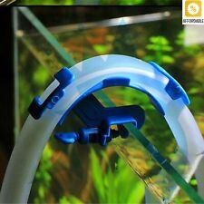 Hose Holder Aquarium Filtration Water Pipe Filter For Mount Tube Fish Tank Tool