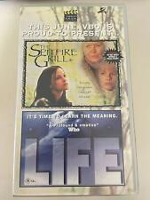 VHS: THE SPITFIRE GRILL + LIFE (TWO FILMS IN ONE TAPE)