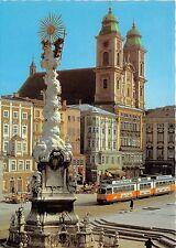 BG33399 linz oo austria hauptplatz tramway tram