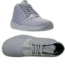 Jordan Eclipse Chukka - Men's Wolf Grey/White/Black 81453003 size 9.5