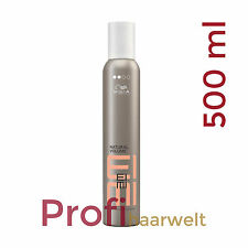 Wella EIMI Natural Volume Styling-Mousse, 500 ml