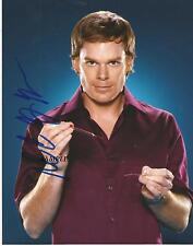 MICHAEL C HALL REPRINT AUTOGRAPHED 8X10 SIGNED PICTURE PHOTO COLLECTIBLE RP