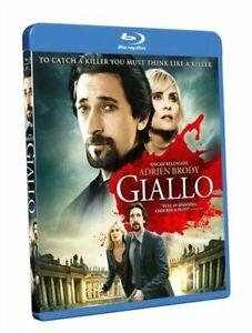 GIALLO (2009) - (Dario Argento) - Blu Ray Disc - Adrien Brody..