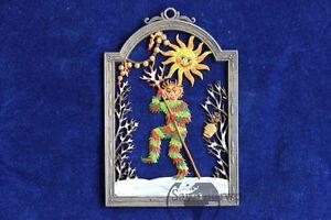 Fensterbild Reliefbild Schweizer Diessen Monatsbild Februar Fasching