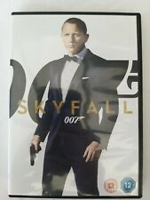 Skyfall DVD James Bond 007