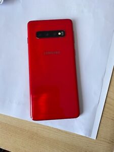 Samsung Galaxy S10 SM-G973F - 128GB - Prism Red (Unlocked)