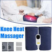 Electric Knee Heat Massager Heating Massage Rheumatoid Arthritis Pain Relie