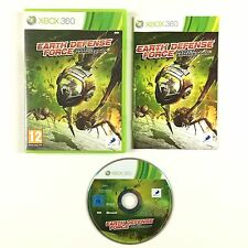 Jeu Earth Defense Force - Insect Armageddon Sur Xbox 360 Console Microsoft