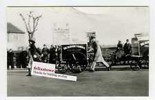 Felixstowe Carnival Alderney Dairy Push-cart Ordnance Hotel Garrison Lane Sea Rd
