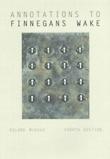 Annotations to Finnegans Wake by Roland McHugh 9781421419077 | Brand New
