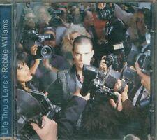 Robbie Williams - Life thru a Lens (Angels/Let me entertain) Cd Perfetto