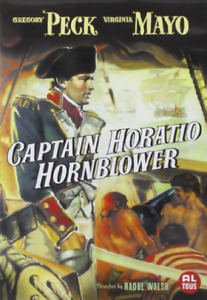 MOVIE-Captain Horatio Hornblower [Region 2] - Dutch Import DVD NEW