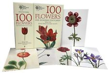 Royal Horticultural Society 100 Flowers From The rhs One Hundred Postcards New