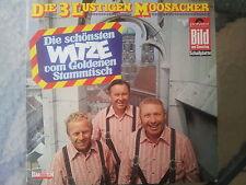"""12"""" - Die 3 lustigen Moosacher - Die schönsten Witze vom Goldenen Stammtisch ---"""