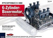 PORSCHE 6-Zylinder Boxermotor - Flat-Six Boxer Engine - New - In Stock