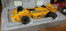 88727 Lotus Type 99T F1 Japanese GP 1987 Ayrton Senna #12
