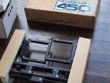 Mint Horseman 450 4x5 view camera, all geared movement rival LX LXC Sinar P2 F2