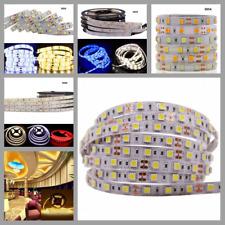 Waterproof Flexible Led Strip Light 2835 5050 12v Tape 60leds Rope Stripe Kits