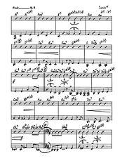 Lot of 85 Big band charts! PDF files on CD, print and play - $1 per chart!!