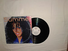 Donna Summer–Donna Summer-Disco 33 Giri LP Album Vinile Stampa ITALIA 1982 Disco