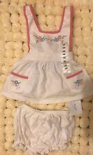Ralph Lauren Nuevo Traje de Bebé Niñas 3 meses