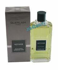 Vetiver Guerlain By Guerlain 6.7oz/200ml Edt Spray For Men New In Box