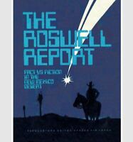 UFO The Roswell Report, Fact Vs Fiction Research Document on CD, Roswell Area 51