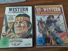 Dvd western collection nr 1 + us western im Bürgerkrieg 12 Filme top Zustand
