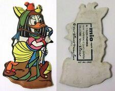 Figurina Morbida MIO Walt Disney - N.1 Cleo-Papera Serie Paperino e Cleo-Papera