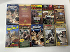 Lot of 10 DEER HUNTING VHS. REALTREE/MUZZY/ADVANTAGE/ETC.
