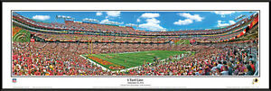 Washington Redskins | Professionally Framed Panorama Poster