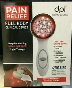NEW dpl Light Therapy System DPLPNSYS