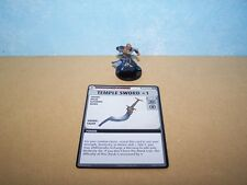 Sajan, Iconic Monk - Iconic Heroes Set 1 #4 Pathfinder Battles D&D Miniature
