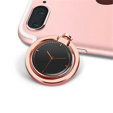 Mobile Phone Holder Watch Shape Metal Finger Ring Stand Holder Phone Bracket Hot