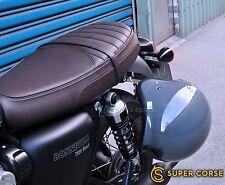 Helmet Lock  - 2016+ Triumph Street Twin T120 T100 - Frame Rail Mount