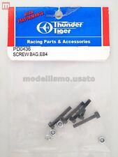 Thunder Tiger PD0436 Vis Moteur EB4 Screw Bag modélisme