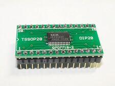 1PCS AK4396VF ON SOIC28 to DIP28 PCB