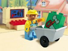 LEGO 3271 - Duplo Bob the Builder - Bob's Workshop - 2001 - NO BOX