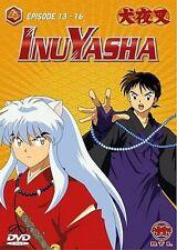 InuYasha Vol. 4 - Episode 13-16 - DVD NEU + OVP!