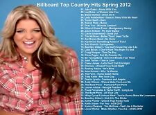 Country Promo DVD Billboards Top Country Music Videos Spring 2012 Ebays FRESHEST