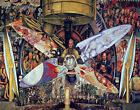 Diego Rivera Man Controller Of The Universe Print 11 x 14    #3871
