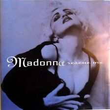 "Madonna - Rescue Me - Germany - 7"" Single - Picture Sleeve -1991 - New"