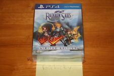 Rainbow Skies Limited Edition (PS4) NEW SEALED NEAR-MINT, RARE P-A EXCLUSIVE!